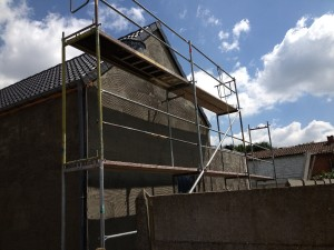 Isolatie van buitengevels en daken